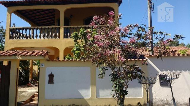 Casa com 3 dormitórios para alugar, 180 m² por r$ 1.600,00/mês - centro - maricá/rj