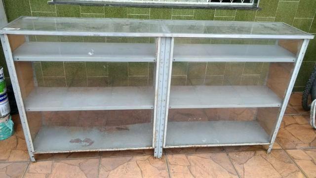Balcão de vidro - Foto 2