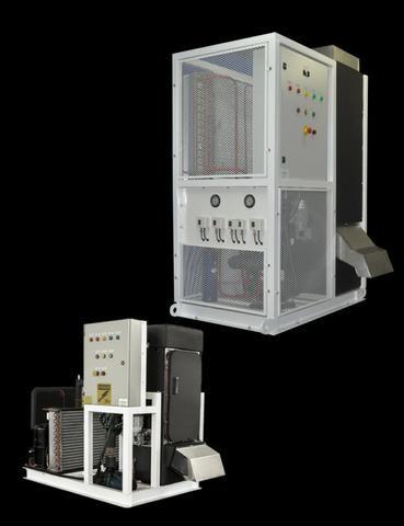 Maquina de gelo tubo e escama de 1 a 3 ton industrial - Foto 5