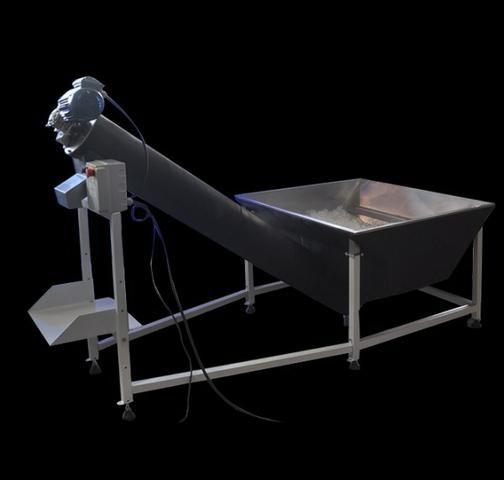 Maquina de gelo tubo e escama de 1 a 3 ton industrial - Foto 2