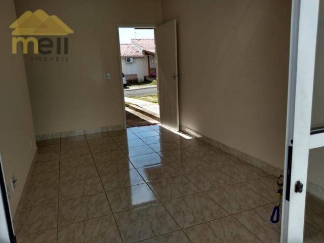 Casa com 2 dormitórios à venda, 45 m² por R$ 180.000,00 - Condomínio Vale do Ribeira - Pre - Foto 5