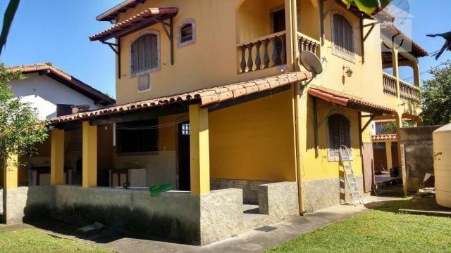 Casa com 3 dormitórios para alugar, 180 m² por r$ 1.600,00/mês - centro - maricá/rj - Foto 13