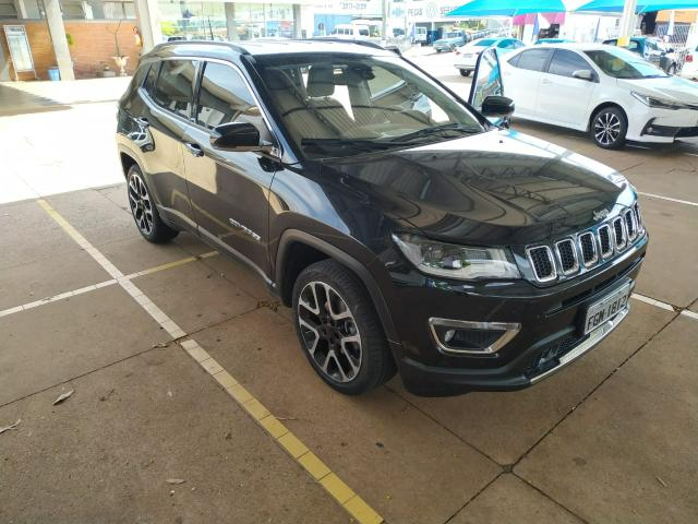 Jeep Compass Limited HiTec 7.000km - Foto 6
