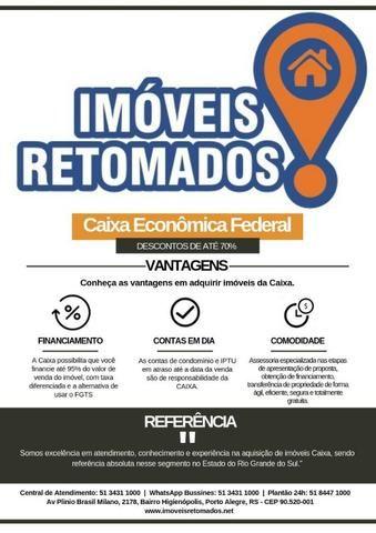 Imóveis Retomados | Sobrado 2 dormitórios | 1 Vaga | Nsa Sra do Rosário | Caxias do Sul/RS - Foto 4