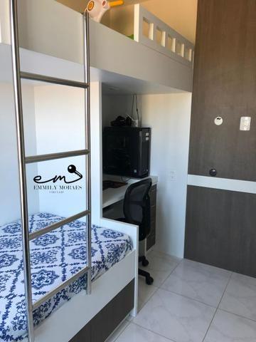 Imperial Park - Apartamento de 3 dormitórios - 100% Planejado - 1 suíte - VP1499 - Foto 8
