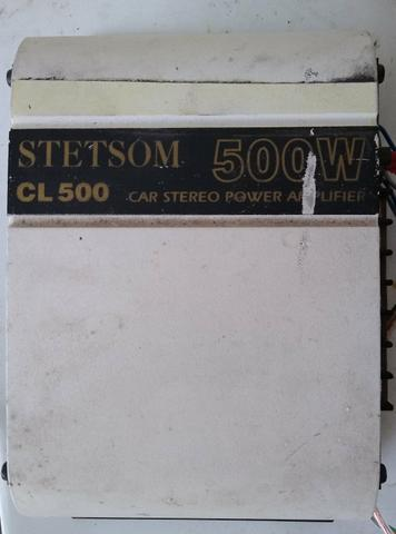 Amplificador Stetsom CL500