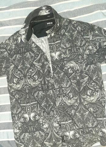Camisa MCD Manga Curta