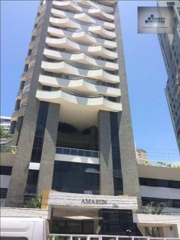 Apartamento de 82m², com 2 suítes, loteamento aquarius - Foto 14