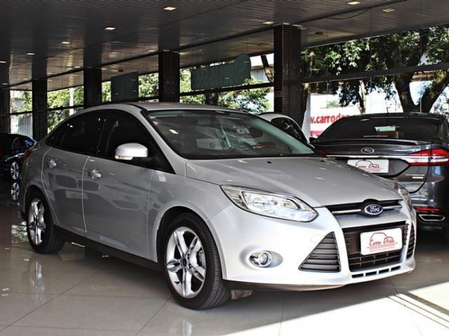 Ford Focus 2.0 SE Powe Shift 4P