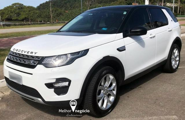 Land Rover Discovery Sport HSE 2.0 4x4 Aut. Branca