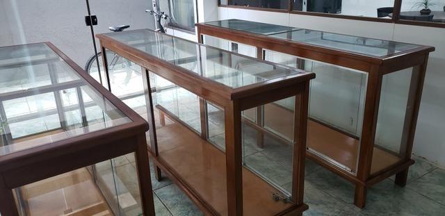 Balcão Vitrine de vidro - Foto 2