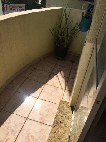 Apartamento com 1 dormitório à venda, 47 m² por r$ 230.000 - macedo - guarulhos/sp - Foto 15