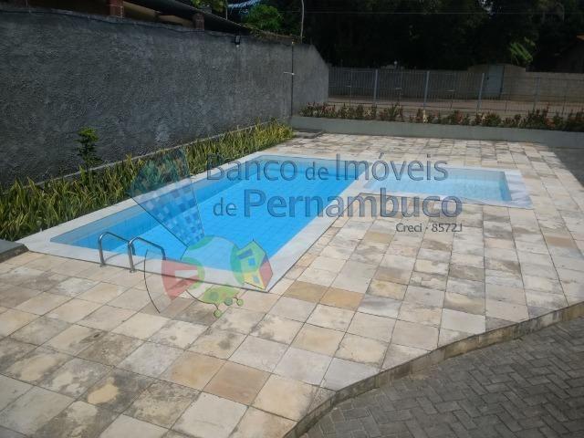 Apartamento com piscina e playground em Abreu e Lima - Foto 4