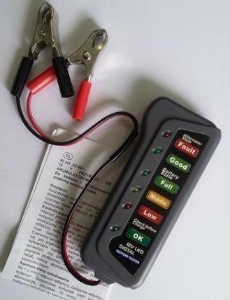 Teste Bateria Alternador - Foto 2