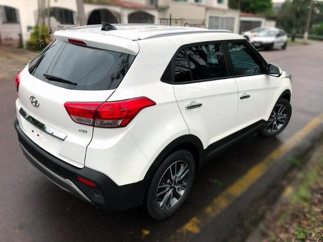 Hyundai Creta Prestige 2.0 Aut. (19 mil km + FIPE 82 mil) 2017 - Foto 10