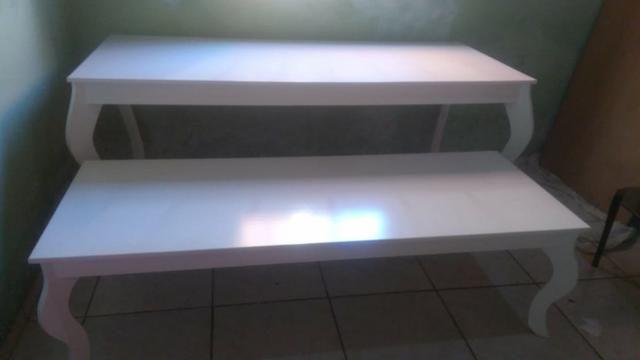 Alugo - Mesas para Decoração R$ 120,00