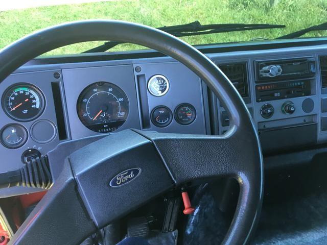 Ford 815 S 2004 PRONTA P/PLATAFORMA,NOS DCTOS!!! - Foto 7