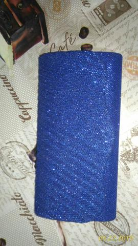 Vestido de festa azul royal - Foto 4