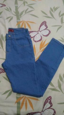 "Calça jeans infantil "" preço a negóciar - Foto 4"
