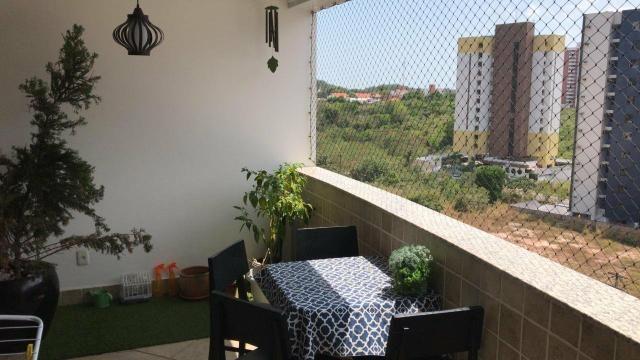 MS - Aluga-se! Apartamento com 2 suítes/ com porcelanato/ nascente