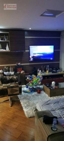 Apartamento com 3 dormitórios à venda, 95 m² por r$ 610.000,00 - vila augusta - guarulhos/ - Foto 2