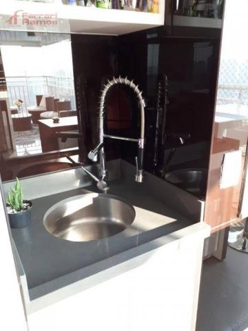 Apartamento com 3 dormitórios à venda, 92 m² por r$ 699.000 - vila augusta - guarulhos/sp - Foto 16