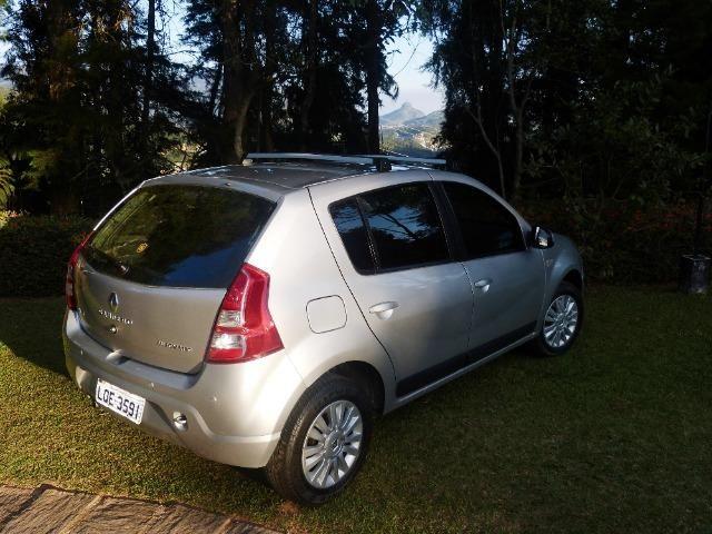 Sandero Privilege 2012 completo, automático - Aceito oferta !!! - Foto 9