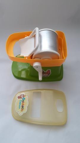 Máquina de fazer Sorvete infantil R$45,00 - Foto 2