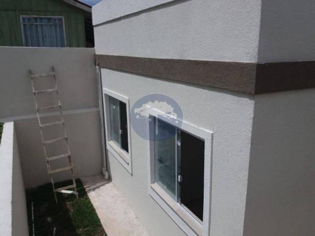 Casa com 3 dormitórios à venda, 66 m² - Porto das Laranjeiras - Araucária/PR - Foto 4