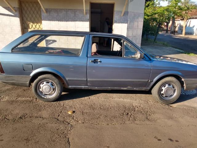 Vendo VW/ parati 90 1.8 gasolina - Foto 3