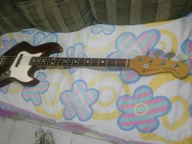 Jazz Bass anos 80 Giannini - Foto 6
