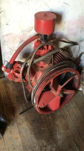 Cabeçote de compressor 40 pés