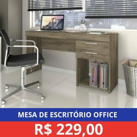 Mesa de Escritório (4 Cores Disponíveis) 1,20 m Padrão - Foto 4
