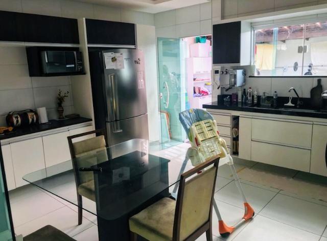 CA 64 Alugo Casa Duplex Toda Mobiliada / Projetada /3 Quartos / Piscina e Churrasqueira