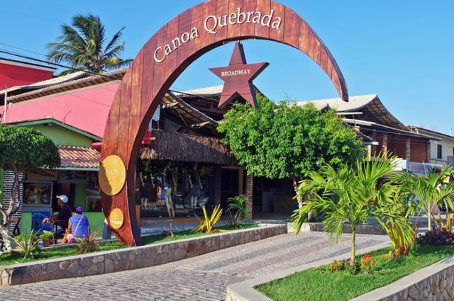 Lote em Canoa Quebrada, com 429 m², documentação perfeita (Registrado). Vista Mar! - Foto 10
