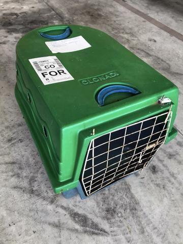 Caixa de Transporte Animal N3 seminova - Foto 2