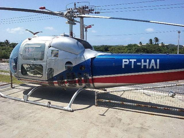 Helicoptero Bell 47J ano 1960 para Colecionadores 180Mil - Foto 2