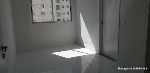 Apartamentos de 1 e 2 Quartos Aceita Financiamento e Fgts Ao Lado do Metrô Taxas Grátis - Foto 4