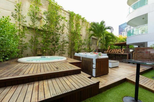 Apartamento com um maravilhoso deck no In Mare Bali - Foto 4