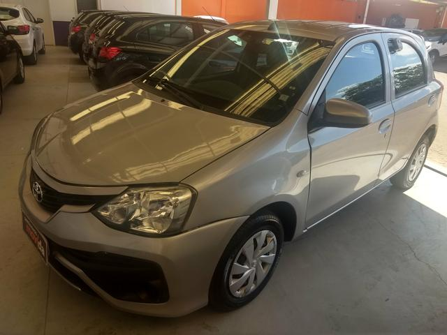 Toyota Etios X 1.3 2018