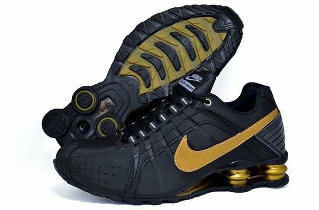 first look united kingdom good quality Nike shox júnior