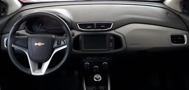 Chevrolet Onix 1.4 Mpfi LT 8V Flex 4P Manual - Foto 7