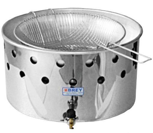 Fritadeira á gás 7 litros (Entregamos grátis)  - Foto 2