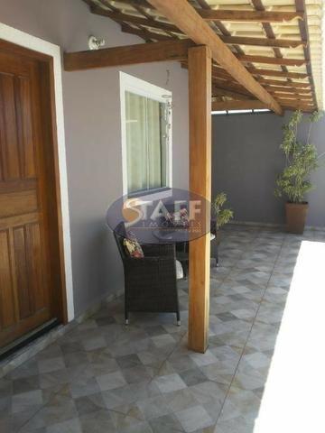 OLV-Casa com 2 dormitórios à venda, 60 m² por R$ 150.000 - Unamar - Cabo Frio/RJ CA1348 - Foto 6