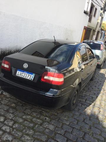 Polo sedan completo vistoriado 2019 gnv placa nova - Foto 7