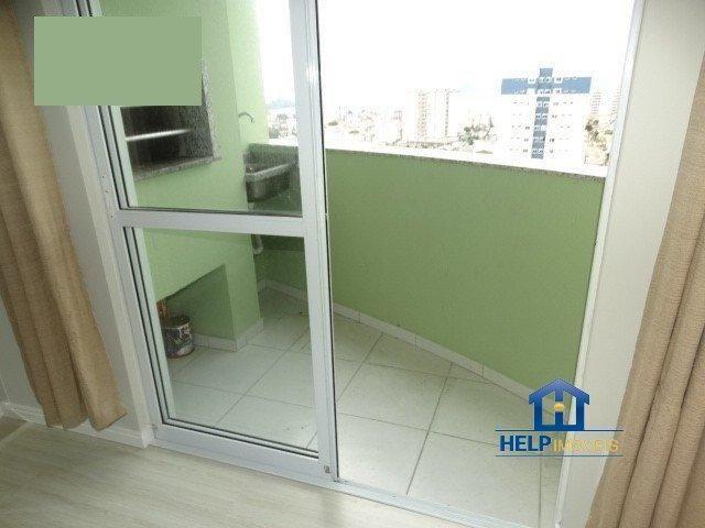 Apartamento à venda com 2 dormitórios em Jardim cidade de florianópolis, São josé cod:979 - Foto 8