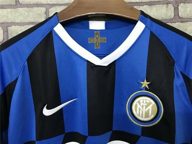 Camisa Inter de Milão 19/20 - Foto 4