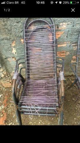 Cadeira para reformar 30$ reais cada cadeira