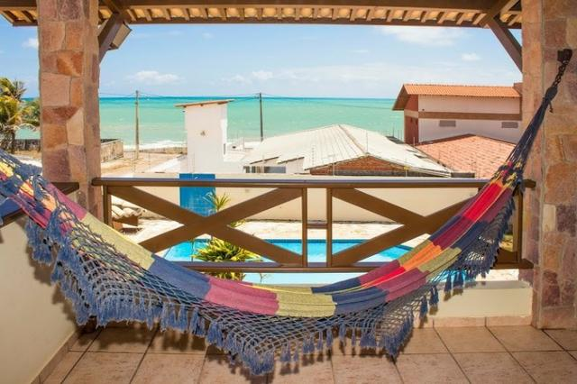 Casa 3suítes vista Mar - 50m da Praia de Cotovelo-Natal-RN (Rota do Sol) - Foto 13