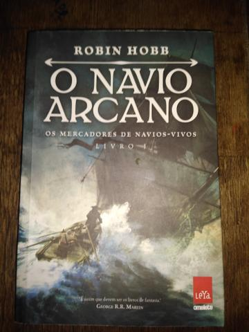O navio arcano - os mercadores de navios-vivos